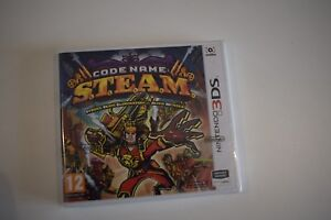 code-name-steam-3ds-neuf-sous-blister