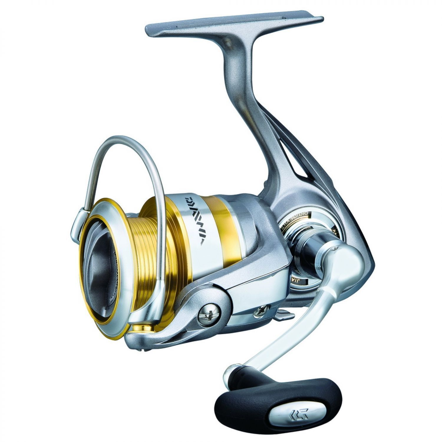 Daiwa REVROS MX 2004 Spinnrolle Frontbremsrolle Angelrolle