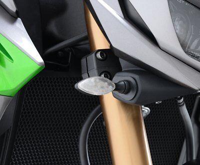 R/&G Racing indicateurs avant kit adaptateur pour adapter KAWASAKI Z1000 2014