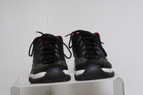 Bred Retro Jordan Multi Black 2003 Athletic Low Nike Heren 8 Air Red 11 Hip Xi N08nvwmO