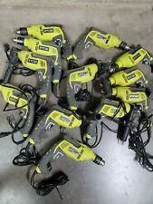 Set 12 Ryobi D620hd620hth 58 Inch Variable Speed Hammer Drill For Parts