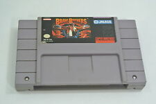 BRAWL BROTHERS For SUPER Nintendo SNES CHEAP FUN!!