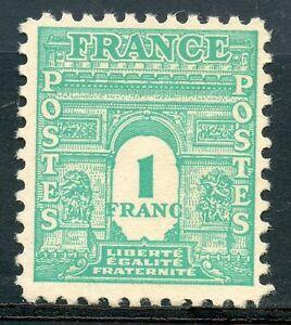 TIMBRE-DE-FRANCE-NEUF-LUXE-624-TIMBRES-ARC-DE-TRIOMPHE-DE-L-ETOILE