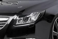 CSR Scheinwerferblenden Opel Insignia A 2008-2013 Böser Blick Blenden Set ABS
