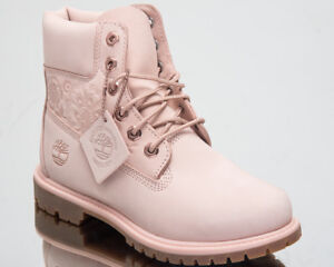 up-to-datestyling replicas choose best Details about Timberland Women's 6 Inch Premium Waterproof Boots Lifestyle  Shoes Rose A1TKO