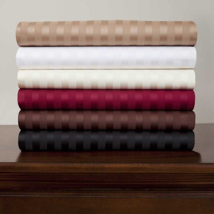 Royal Mystique 300 Thread Count Fitted Sheet, 100% Cotton (FREE GLOBAL SHIPPING)