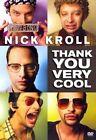 Nick Kroll Thank You Very Cool 0824363012896 DVD Region 1 P H