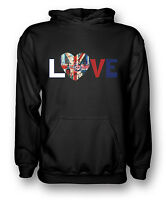 I Love London - Mens Hoodie