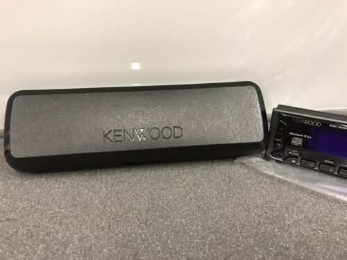Kenwood Kdc-8080r a estrenar genuino cara flip off de panel frontal Kdc8080r Facia
