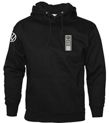 Se R R line Gti Embroidered Hoodie zip Hood volkswagen  VW Polo Polo Gt