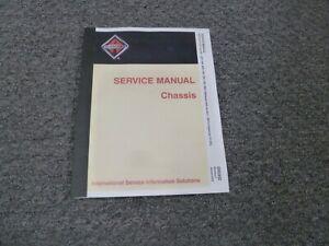 2002-2003 International 7300 7400 7500 Truck Electrical ...
