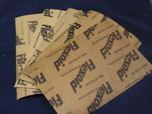 Genuine Flexoid Paper 400mmwide X 2 5mtrs Long 0 15 0 25 0