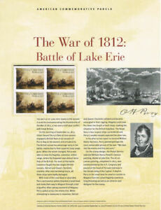 924-Forever-The-War-of-1812-Lake-Erie-4805-USPS-Commemorative-Stamp-Panel