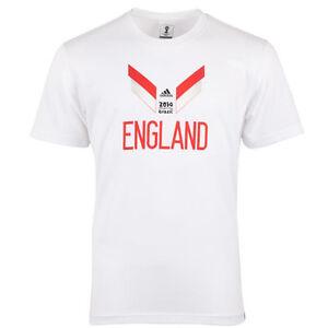 La imagen se está cargando Adidas-Fifa-Copa-Mundial -2014-Inglaterra-para-Hombre- 2b76c86049df2