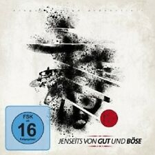 """BUSHIDO """"JENSEITS VON GUT UND BÖSE"""" CD+DVD NEU"""