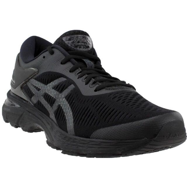 c21b83e44 ASICS 1011a019.002 GEL Kayano 25 Black Men s Running Shoes Size 11.5 ...