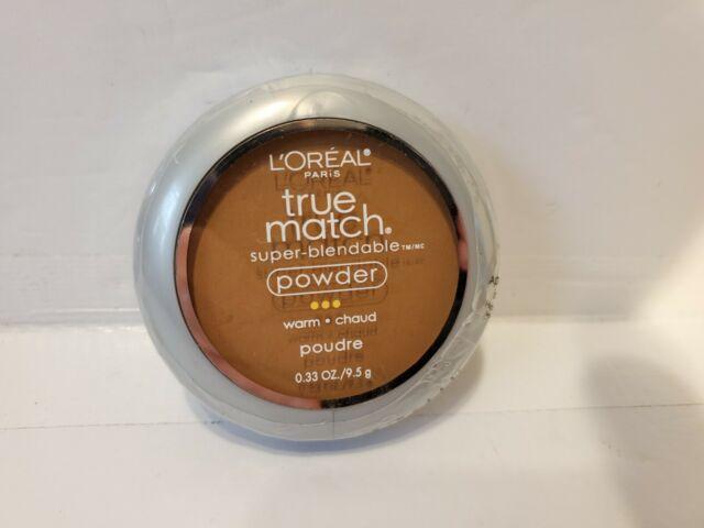 Save on LOreal True Match Super-Blendable Powder Warm