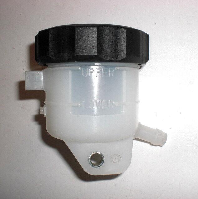 GSG Bremsflüssigkeitsbehälter Hinten Suzuki SV 650 S WVAV 99-02 Schwarz ABE NEU