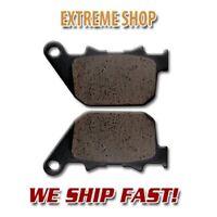 Harley Rear Brake Pads Sportster Xl 50 (2007) Xl 883 Xl 1200 Xr 1200 (2004-2014)