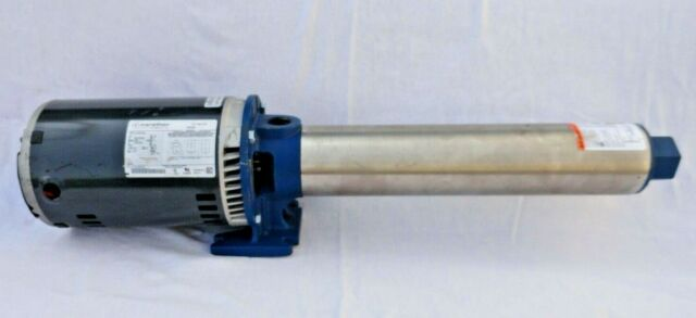 Pump 2 HP 115//230V 1 Phase 11 Stage