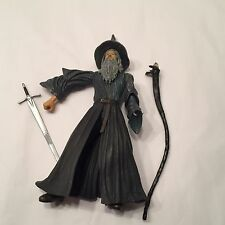 "2004 Lord Of The Rings ToyBiz Action Fig 7""Gandalf The Grey #18"