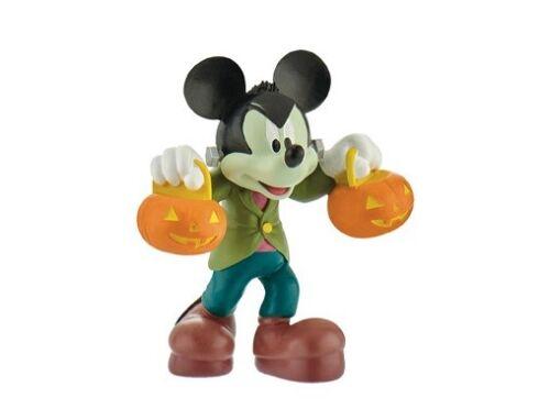 Bullyland 15291-Disney Classic-Mickey Mouse Halloween environ 7 cm NEUF