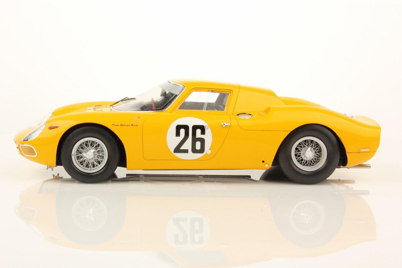 Ven a elegir tu propio estilo deportivo. Ferrari 250 (275) Lm N.26 2Nd 2Nd 2Nd Lm 1965 P.Dumay-G.Gosselin 1 18 Looksmart LS18LM04  alta calidad y envío rápido