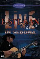 Esteban & Friends Live In Sedona (dvd, 2003)