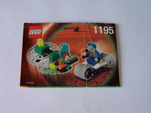 1195 LEGO® Bauanleitung Instruction Nr