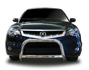 broadfeet front a bar bumper guard protector stainless steel 2007 rh ebay com 2009 Acura MDX 2008 Acura RDX