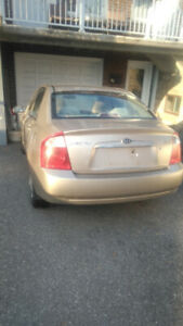 2005 Kia Spectra For sale, $2000 or best offer