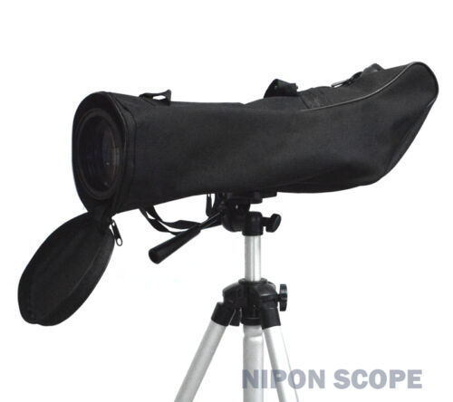 bag for spotting scopes Fits Nipon 25-125x92 Stay-on case 30-90x100 and more