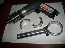 INGERSOLL-RAND air drill  model 5RANST8 rpm 900 ingersoll-rand drill & chuck