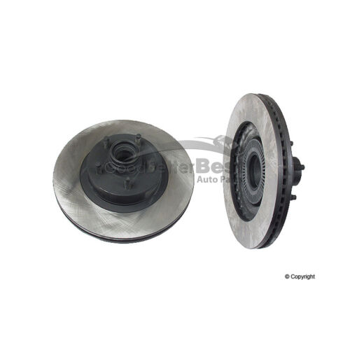 One New OPparts Disc Brake Rotor Front 40518068 for Ford Explorer Sport Trac