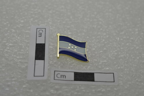 Pin 101 Honduras Flag Lapel Badge
