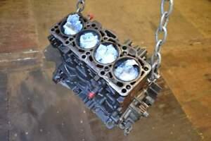 Audi-A4-8K-B8-07-12-Motor-Rumpfmotor-Teiletraeger-Kurbelwelle-Kolben-2-0-CR-CAG