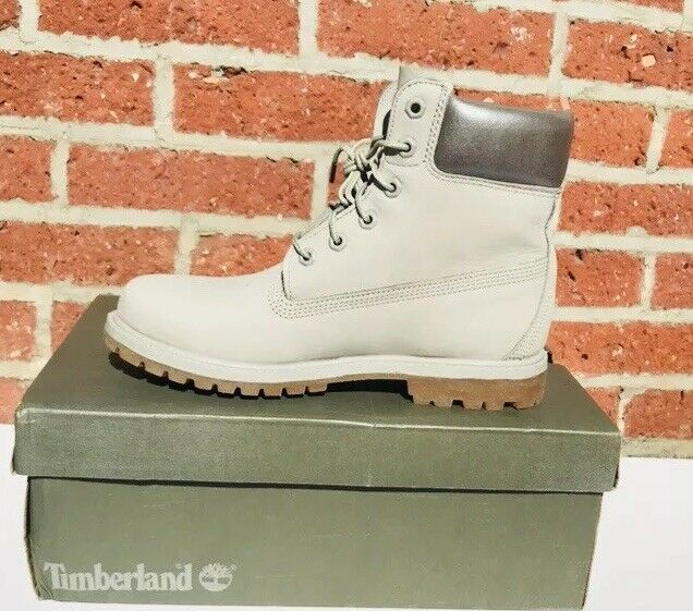 Women's 6inch Size Premium LT Gry Metallic. Size 6inch 9. TBOA1HZB 6ed7b3