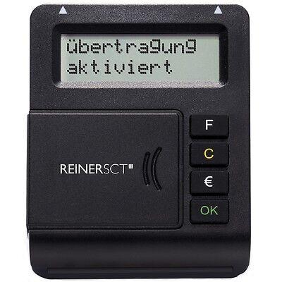 ReinerSCT TanJack optic CX Chip-TAN-Generator HHD 1.4 Kartenleser Online-Banking