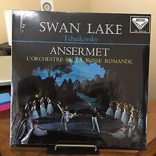 Tchaikovsky: Swan Lake LP (2 Vinyl LP's , Decca) ANSERMET 180 GRAM, SXL 2107-8
