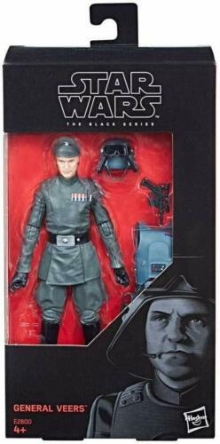 STAR Wars Black Series 6 inch action figure Exclusive-GENERALE veers