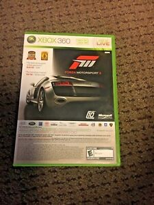 Details about Forza Motorsport 3/ HALO 3 ODST Combo Xbox 360 Game