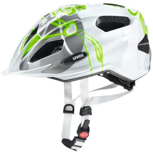 Uvex Quatro Junior Casco Per Bicicletta-Bambini Casco-Casco-modello 2018-Uvex NUOVO