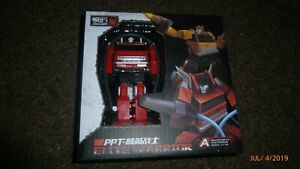 MFT-27D Sixshot G1 Action Figure 5.5 Inches Toy New in Box