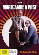 TV The Morecambe And Wise Show : The Complete Series 3 2-Disc Set Region 4 VGC