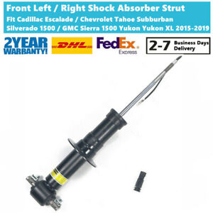 Front Magnetic Shock Absorber Fit Cadillac Escalade GMC Sierra Yukon 84061228
