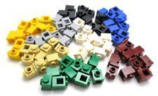 15x LEGO® Lampenstein 1x1 4070 SNOT Konverter NEU Grün