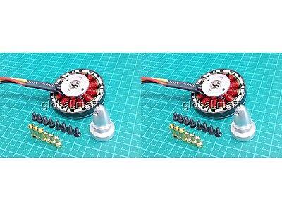 M11B 2x 5010 360KV High Torque Brushless Motors For MultiCopter \ QuadCopter