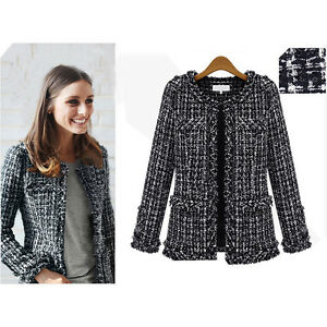 Womens tweed jacket uk