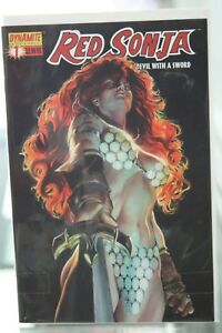 DYNAMITE-COMICS-RED-SONJA-1-ALEX-ROSS-VARIANT-COVER
