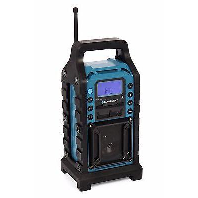 BLAUPUNKT BSR 10 Baustellen Radio mit PLL-UKW, Bluetooth USB, SD, AUX-IN, robust